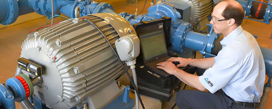 IPS Onsite Electric Motor and Generator Repair Services