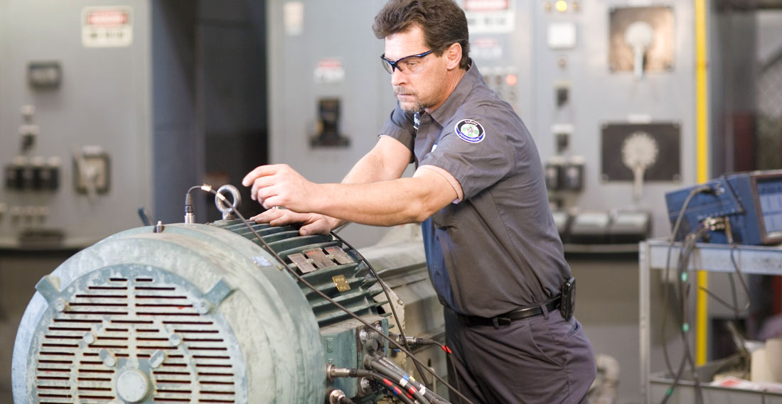 ips chicago service center electric motor repair rewind chicago il