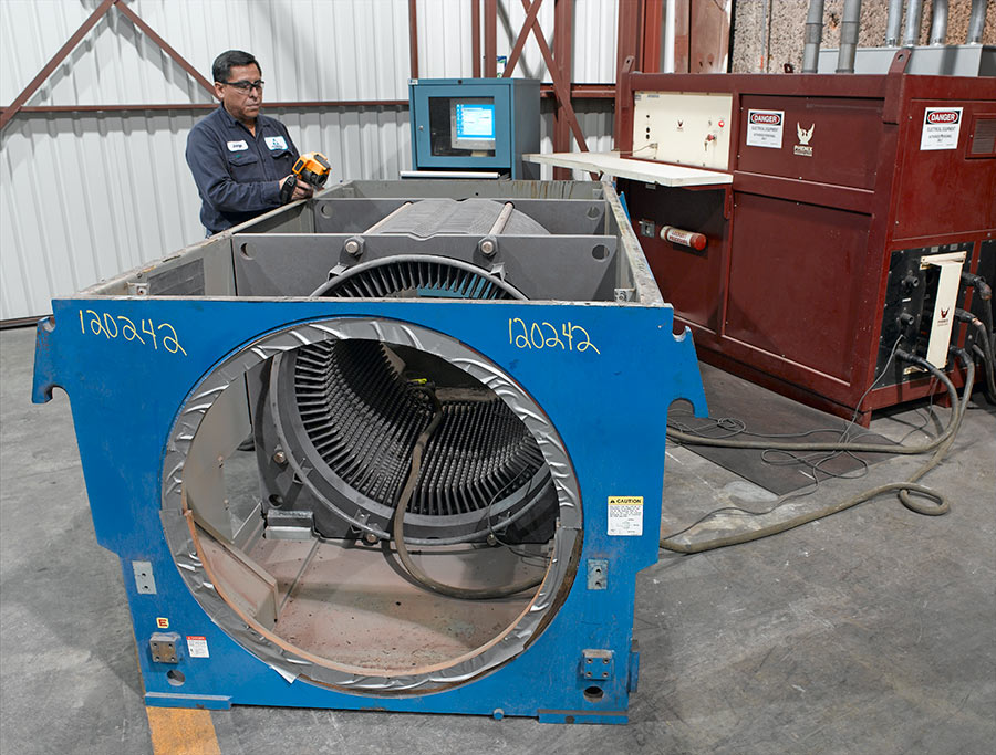 Core Loss Testing - Comprehensive Electric Motor and Generator Testing