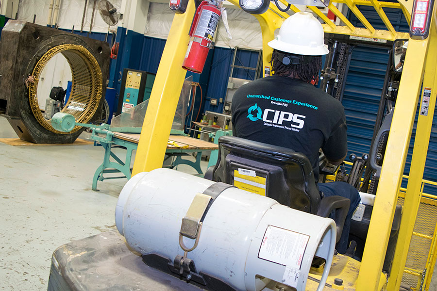 CIPS Continuous Improvement Health and Safety