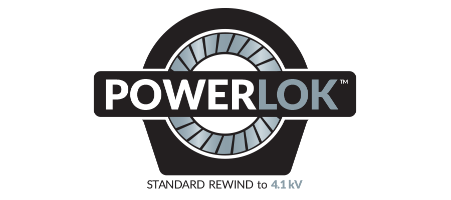 PowerLok - Standard VPI to 6.6 kV