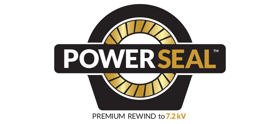PowerSeal - Premium VPI to 7.2 kV