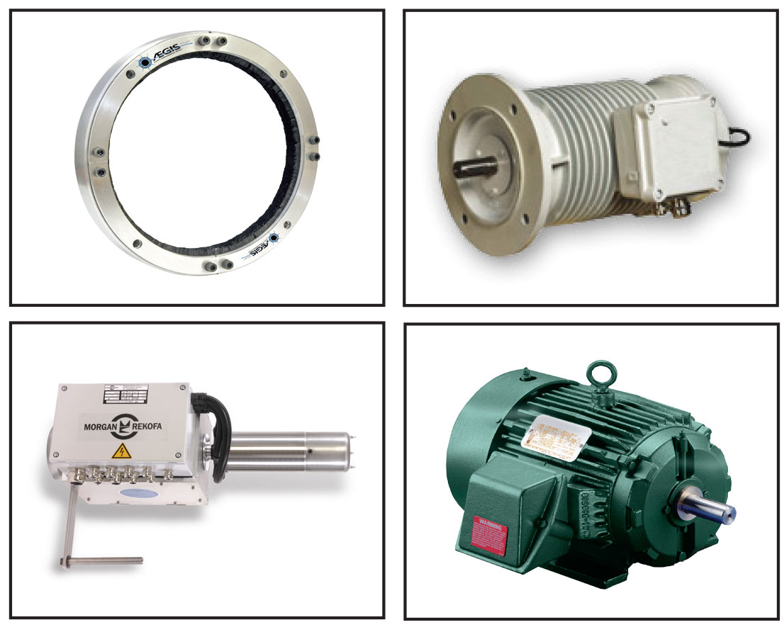 Replacement and Spare Motor Parts
